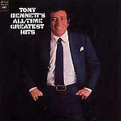 CD ALBUM - Tony Bennett - All Time Greatest Hits
