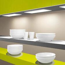Led Luz de Armario Luz de Cocina Panel Cocina Foco Empotrable Regulable