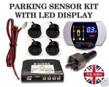 4 sensors Parking Reversing sensor buzzer & LED display