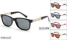 Polarized Fashion Women Designer Classic Sunglasses IG Brand New High Qaulity