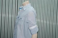 Sovereign Code Striped Shirt Blue & White  S M L XL XXL
