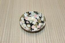 Arita Porcelain Japanese Tiny plate, Floral, Porcelain dish, Mamezara