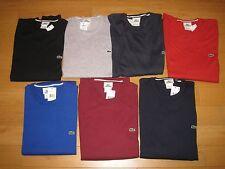 NWT Authentic Men's Lacoste Crewneck Sweaters (Retail 98.00)
