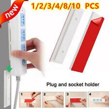 Magic Plug Holder Seamless Punch-free Plug Sticker Wall Fixer for Sockets