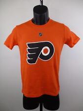 New-Minor Flaw-Philadelphia Flyers #28 Giroux Youth Sizes S-L Orange Shirt