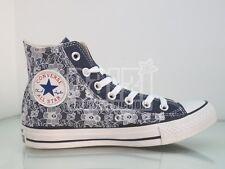 Converse all star pizzo navy blu artigianali