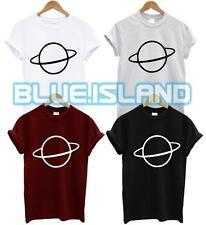 Camiseta PLANETA Solar UFO Alien regalo nave espacial Swag Dope Moda Hipster Tumblr