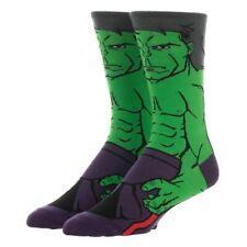 Hulk Marvel Comics Adult 360 Crew Socks #2