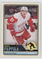 2012-13 O-Pee-Chee #207 Valtteri Filppula Detroit Red Wings Hockey Card