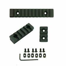 M-Lok Picatinny Weaver Rail Section Aluminum 3 5 11 Slot 1.5