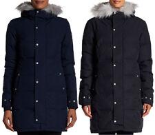 NEW SPYDER LAVINIA PARKA DOWN JACKET Choose Black/Frontier Blue - Faux Fur $350