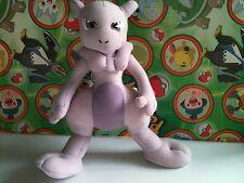 Pokemon Plush Mewtwo 1999 Banpresto Japan UFO Prize Stuffed doll figure New mew