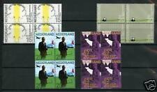Nederland 992-995 Bernhard blok v 4 - POSTFRIS