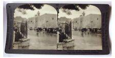 1910 Stereoview - CHRUCH OF THE NATIVITY - Bethlehem