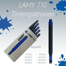 Lamy tintenpatronen tinte T 10 blau 5 stück 10 stück 20 stück Füller Füllhalter