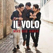 Audio CD: Mas Que Amor, Il Volo. Acceptable Cond. Import. 602537283736