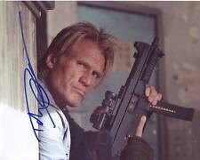 Dolph Lundgren Signed Autograph 8x10 The Expendables 2 Gunnar Jensen Photograph