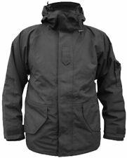 Mil-Tec Homme Veste d'hiver Blouson Militaire M65 ECWS US Jacket Noir S – 3XL