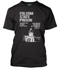 Johnny Cash Folsom Prison Blues inspired, Herren T-Shirt