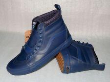 Vans SK8 HI MTE Dress Mono Herren Schuhe Leder allwetter Boots 37 43 Dk.Blau