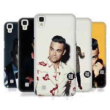 Oficial Robbie Williams calendario funda rígida posterior para teléfonos LG 2