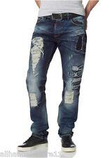 Cipo & Baxx Herren Jeans CD 137, regular fit, w30 l32