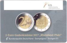 Deutschland Coincard 2 Euro Gedenkmünzen / Gedenkmünze - alle Jahre wählen