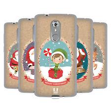 HEAD CASE DESIGNS CHRISTMAS CLASSICS 2 SOFT GEL CASE FOR ZTE PHONES