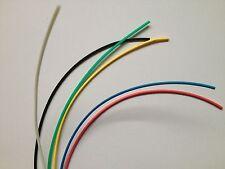 0.6mm Six Colors Heat Shrinkable Tube Shrink Tubing 1meter