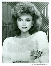 EMMA SAMMS PRETTY PORTRAIT THE COLBYS 1986 ABC TV PHOTO