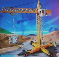 Playmobil -- Pièce de rechange -- Grue de chantier 3262 --