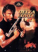 Delta Force 2 (DVD, 2000) Full Screen New Free Ship #0205BW