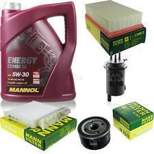 CAMBIO Olio Set 5l MANNOL ENERGY COMBI LL 5w-30 Uomo ispezione Service 10052491