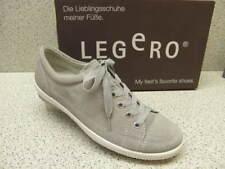 Legero ®  reduziert  Top Preis Neu Schnürschuh Leder grau (L12)