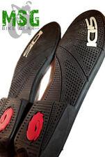 Sidi Genuine B2/Rain/Vertigo Motorcycle Race Boots Soles - Black - Size 42-48