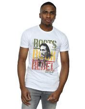 Bob Marley Men's Roots Rock Rebel T-Shirt