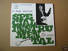 SPÉCIAL INSTRUMENTAL -  LE BANJO AMÉRICAIN  - LP
