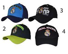Real Madrid Fc  Adjustable Cap Hat Cristiano Ronaldo By Rhinox
