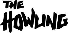 The Howling vinyl decal sticker horror movie cult slasher