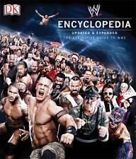 WWE Encyclopedia by Dorling Kindersley Ltd (Hardback, 2012)