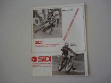 advertising Pubblicità 1974 SIDI e ANDRE' MALHERBE