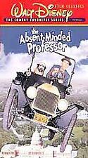 Walt Disney THE ABSENT-MINDED PROFESSOR VHS SEALED CLAMSHELL 1993