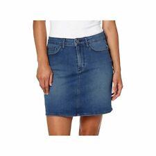 Calvin Klein Jeans Womens Denim Skirt