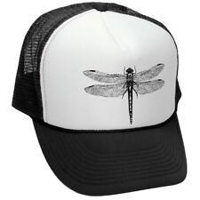 Dragonfly Trucker Hat - Mesh Cap