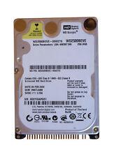 "250gb 2.5"" ide laptop hard drive wd2500beve - 00wzt0 dcm: factjabb ices - 003"