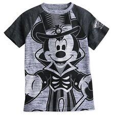 Disney Authentic Mickey Mouse Halloween Boys T Shirt T Size XS S M L XL