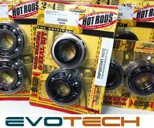 Kit cuscinetti di banco motore paraoli HONDA CR 125 R 1990 - 2007  HOT RODS