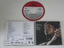 ODETTA/AT TOWN HALL(VMD 2109-2) CD ALBUM