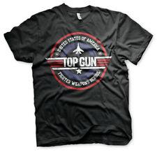Official Top Gun Fighter Weapons School T-Shirt