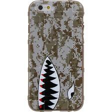 Magpul Field Case for iPhone SE,4,5,5s. FDE Marpat Desert Digi Camo, Shark Teeth
